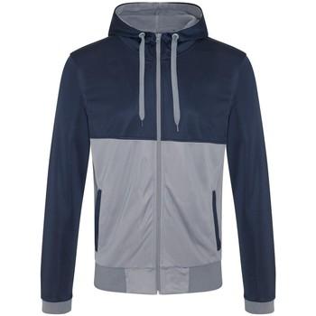 Vêtements Homme Sweats Awdis JC061 Bleu marine/ Gris