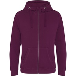 Vêtements Homme Sweats Awdis JH150 Bordeaux