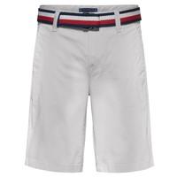 Vêtements Garçon Shorts / Bermudas Tommy Hilfiger FORTA Blanc