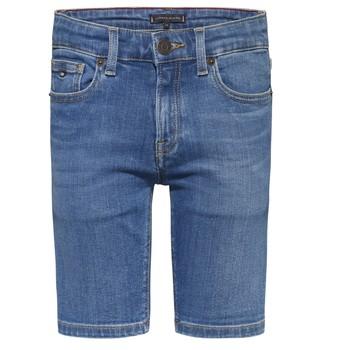 Vêtements Garçon Shorts / Bermudas Tommy Hilfiger KAHUI Bleu