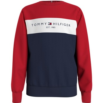 Vêtements Garçon Sweats Tommy Hilfiger SIBEMA Multicolore