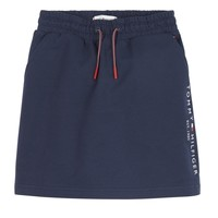 Vêtements Fille Jupes Tommy Hilfiger JOPAS Marine