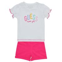Vêtements Fille Ensembles enfant Guess DREZINE Multicolore