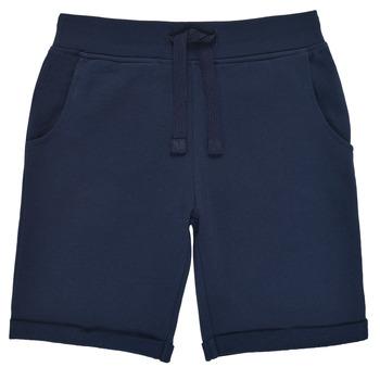 Vêtements Garçon Shorts / Bermudas Guess SHARTI Marine