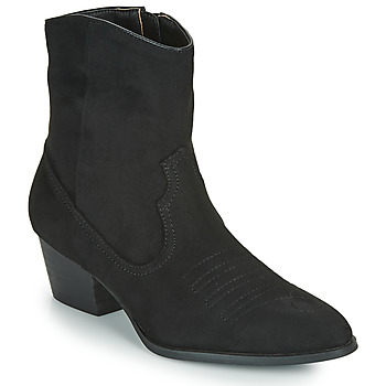 Chaussures Femme Bottines Vanessa Wu  Noir