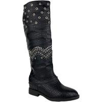 Chaussures Femme Bottes ville H&d M929-23 Negro