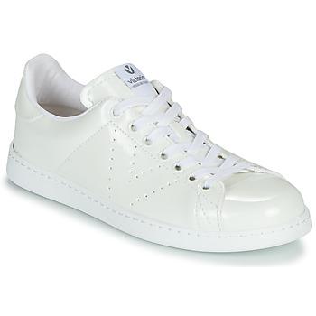 Chaussures Femme Baskets basses Victoria Tribu Blanc