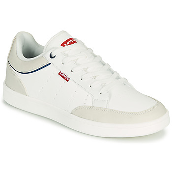 Chaussures Homme Baskets basses Levi's BILLY 2.0 Blanc