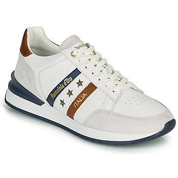 Chaussures Homme Baskets basses Pantofola d'Oro ASCOLI RUNNER UOMO LOW Blanc