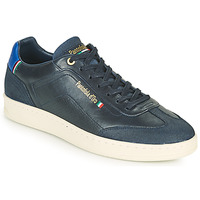 Chaussures Homme Baskets basses Pantofola d'Oro MESSINA UOMO LOW Bleu