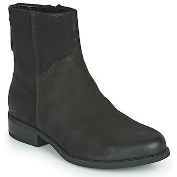 Chaussures Femme Bottines Vagabond CARY Noir