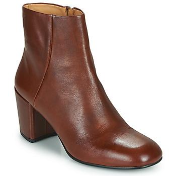 Chaussures Femme Bottines Vagabond MELINA Cognac
