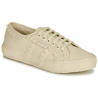 Chaussures Femme Baskets basses Superga 2750 COTW LACEPIPING Beige