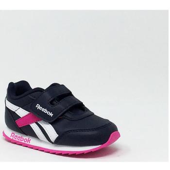 Chaussures Enfant Baskets basses Reebok Sport ROYAL MARINE/ROSE Rose