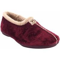 Chaussures Femme Chaussons Vulca Bicha maison dame  4306 bordeaux Rouge