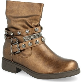 Chaussures Femme Bottines H&d L88-218 Marron