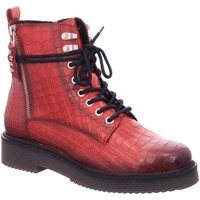 Chaussures Femme Boots Bugatti 431-5493f rouge