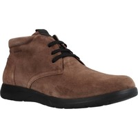 Chaussures Homme Boots Stonefly SPACE MAN 11 VELOUR Marron