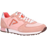 Chaussures Fille Baskets basses Pepe jeans PGS30425 KLEIN ARCHIVE Rosa