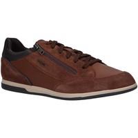 Chaussures Homme Multisport Geox U044GA 022ME U RENAN Marr?n