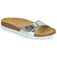 Chaussures Femme Mules Only MADISON METALLIC Argenté