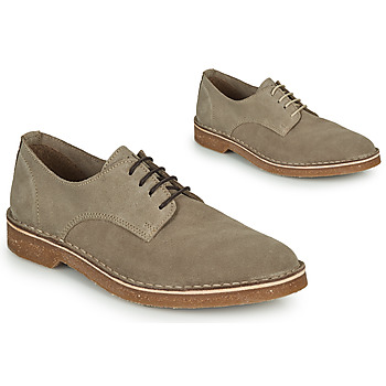 Chaussures Homme Derbies Selected RIGA SUEDE DERBY Sable