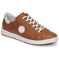 Chaussures Femme Baskets basses Pataugas JAYO F2E Camel