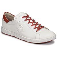 Chaussures Femme Baskets basses Pataugas JAYO F2G Blanc / Terracota