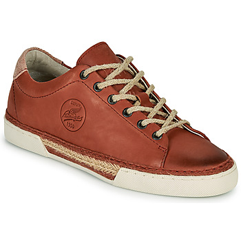 Chaussures Femme Baskets basses Pataugas LUCIA/N F2G Terracotta