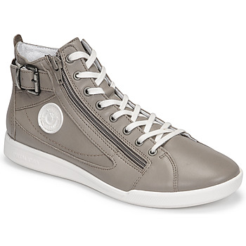 Chaussures Femme Baskets montantes Pataugas PALME/N F2E Taupe