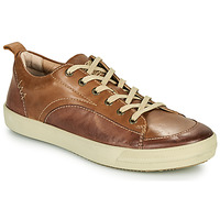 Chaussures Homme Baskets basses Pataugas CARL H2E Cognac