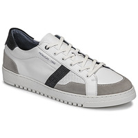 Chaussures Homme Baskets basses Pataugas MARCEL H2G Blanc / Marine