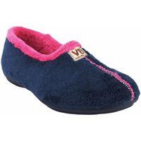 Chaussures Femme Chaussons Vulca Bicha maison dame  4306 bleu Bleu