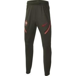 Vêtements Enfant Pantalons de survêtement Nike Pantalon Portugal Strike vert