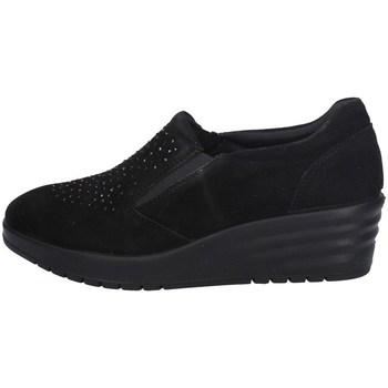 Chaussures Femme Slip ons Imac 606350 NOIR