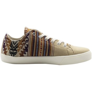 Chaussures Homme Baskets basses Wayna calbuhbei Beige