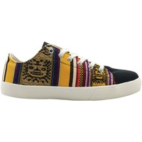 Chaussures Homme Baskets basses Wayna calsolyelblk jaune