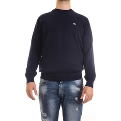 Vêtements Homme Pulls Lacoste AH2193 00 pull-over homme bleu bleu