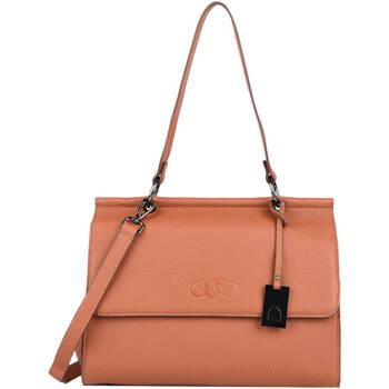 Sacs Femme Cabas / Sacs shopping Etrier Sac porté main Ecuyer cuir ECUYER 709-00EECU03 CAMEL
