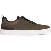 Chaussures Homme Baskets basses Pme Legend Apron Army Green Marron