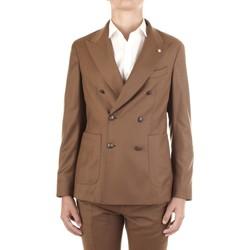 Vêtements Homme Vestes / Blazers Manuel Ritz 2932G2738Y-200501 chameau