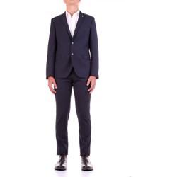 Vêtements Homme Costumes  Manuel Ritz 2932A3318-203554 Bleu