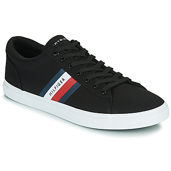 Chaussures Homme Baskets basses Tommy Hilfiger ESSENTIAL STRIPES DETAIL SNEAKER Marine