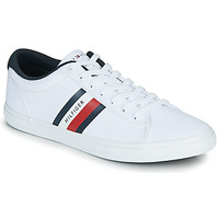 Chaussures Homme Baskets basses Tommy Hilfiger ESSENTIAL STRIPES DETAIL SNEAKER Blanc