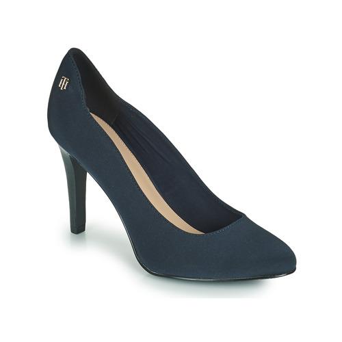 Chaussures Femme Escarpins Tommy Hilfiger TOMMY ESSENTIAL HIGH HEEL PUMP Marine