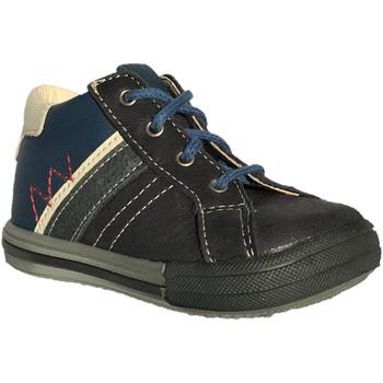 Chaussures Garçon Baskets montantes Bopy Zanatol marine