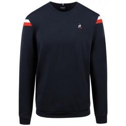 Vêtements Homme Sweats Le Coq Sportif SWEAT  TRICOLORE / BLEU MARINE Bleu marine