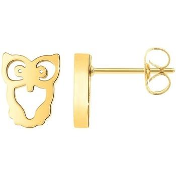 Montres & Bijoux Femme Boucles d'oreilles Sc Bohème B2351-DORE Doré