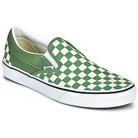 Chaussures Homme Slip ons Vans CLASSIC SLIP ON Vert