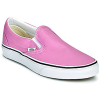 Chaussures Femme Slip ons Vans CLASSIC SLIP ON Lilas